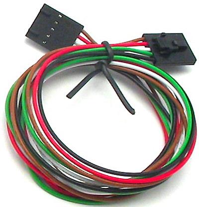 3019_0 Phidgets Highspeed Encoder Cable 50cm