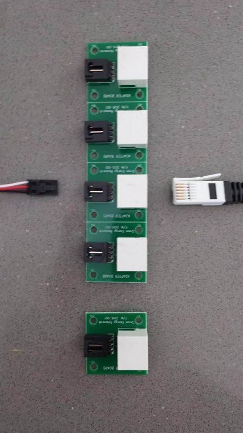 Sensor Adaptor Venier to Analog 11VE_AN