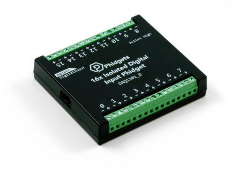 16x Isolated Digital Input Phidget DAQ1301_0