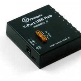 7-Port USB Hub HUB0003_0