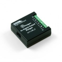4x Digital Output Phidget OUT1100_0