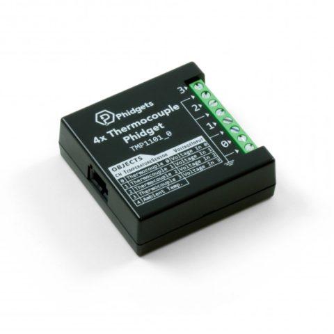 4x Thermocouple Phidget TMP1101_0