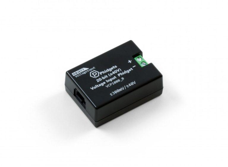 20-bit (±40V) Voltage Input Phidget VCP1000_0