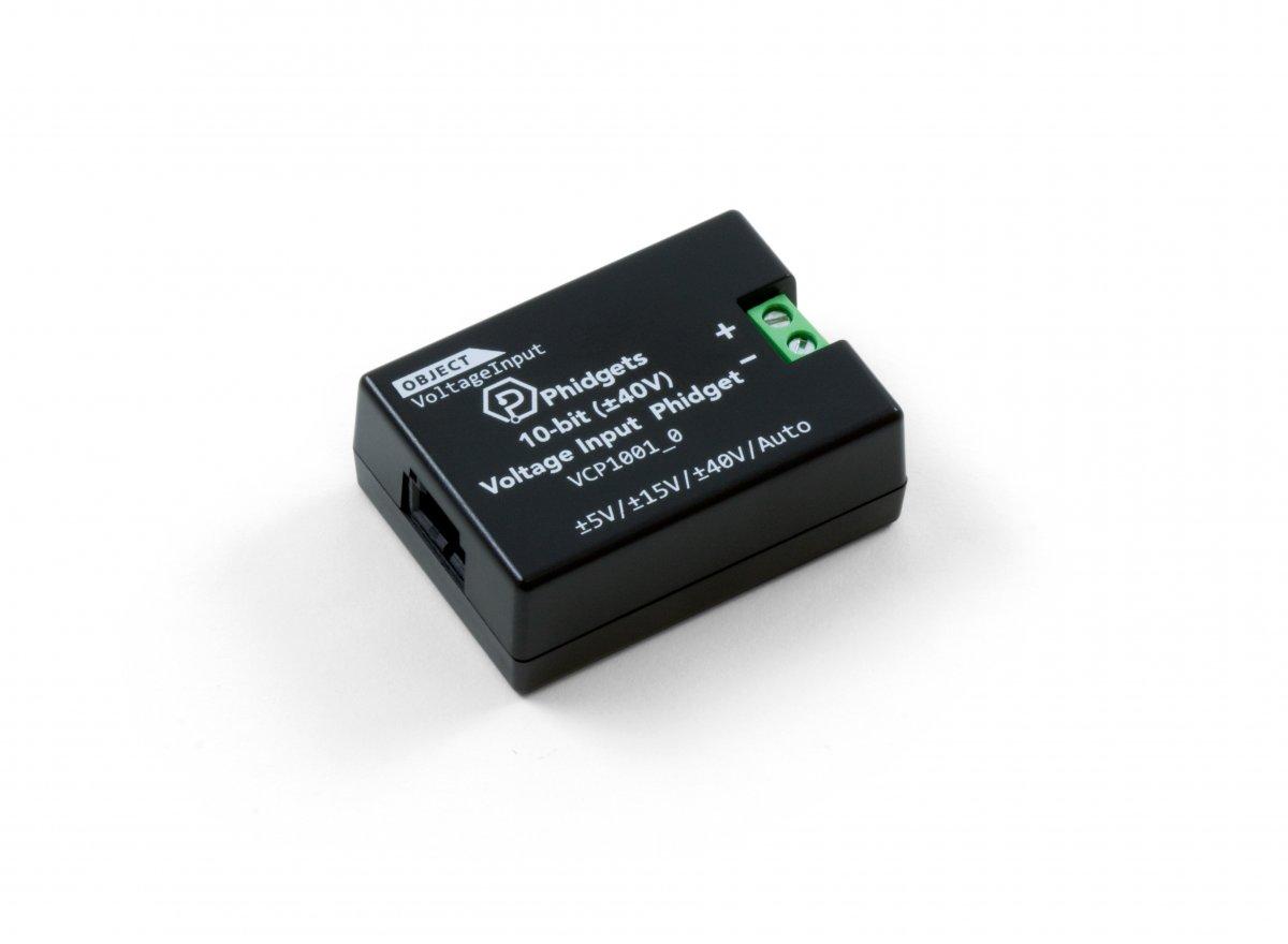 (±40V) Voltage Input Phidget VCP1001_0
